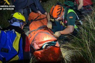 La Guardia Civil rescata a una senderista herida y luego la denuncia por violar el estado de alarma
