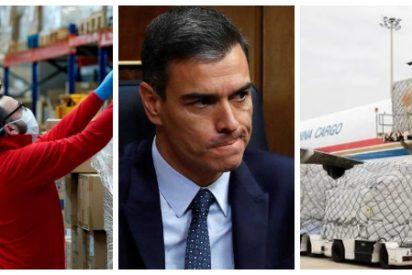 """Encima de cornudos, apaleados: los cuentos chinos del incompetente Sánchez dejan """"en pelotas"""" a los españoles ante los estragos del coronavirus"""