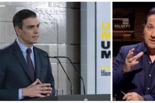 Iker Jiménez desenmascara a Pedro Sánchez y sus mariachis del comité de expertos del coronavirus: