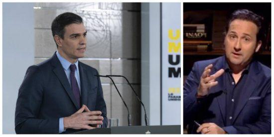 """Iker Jiménez desenmascara a Pedro Sánchez y sus mariachis del comité de expertos del coronavirus: """"Nos están ocultando la verdad"""""""