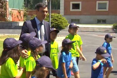 El sainete con los niños es el paradigma del caos del Gobierno socialcomunista de Sánchez