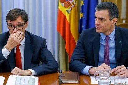 Cataluña y Madrid ya suman más muertos declarados que los que reconoce el Gobierno del embustero Sánchez