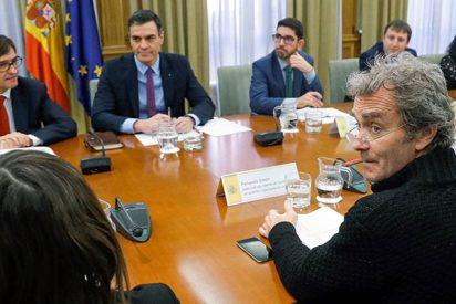 """Ignacio Camacho a Sánchez, Illa y Simón: """"Son los voceros del gran engaño, envolviendo con mentiras su fracaso"""""""