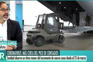 El Quilombo / El genuflexo Fernando Garea reaparece para defender las chapuzas del Gobierno: