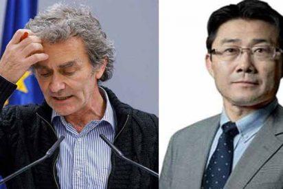 """El gran experto chino en COVID-19 destacó el """"gran error"""" de Europa y deja en ridículo a Fernando Simón"""