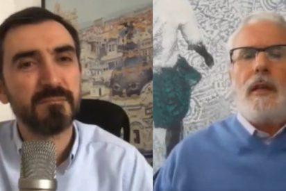 """El exjuez Baltasar Garzón y Nacho Escolar promueven un """"nuevo sistema judicial"""" a la 'bolivariana'"""