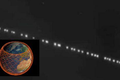 Descifran el misterio del 'tren extraterrestre' visto estos días en los cielos del hemisferio norte