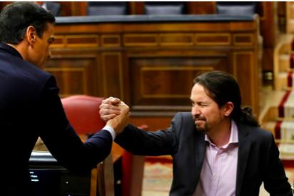 """José Luis Suárez Rodríguez: """"Un pacto de Estado sí. No un pacto de tahúres en Galapagar"""""""