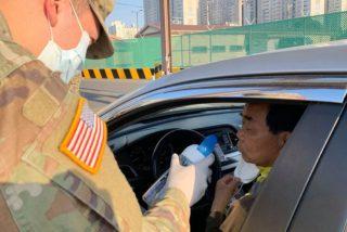 'El test del vinagre': la sencilla prueba que aplican los militares de EEUU detectar el coronavirus sin fiebre