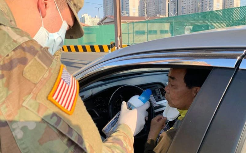 'El test del vinagre': la sencilla prueba que aplican los militares de EEUU para detectar el coronavirus sin fiebre