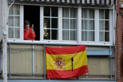 Esta Semana Santa, la bandera en tu balcón
