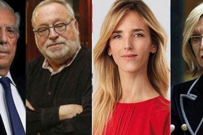 """Vargas Llosa, Álvarez de Toledo, Savater, Rosa Díez y otros 146 lanzan un manifiesto contra el """"poder desmedido"""""""