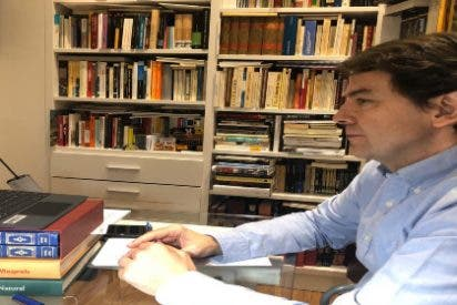 Fernández Mañueco pide medidas para inyectar liquidez a las pymes y autónomos