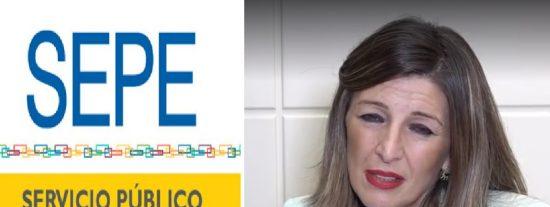 Segundo día consecutivo con el SEPE desconectado: un 'coronavirus' de chapuzas 'online' y amenazas telefónicas