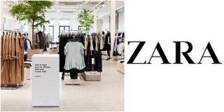Zara cambia su logo por una significativa causa