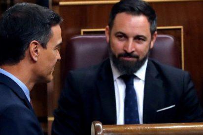 """Pedro Sánchez no mantiene su palabra ni 24 horas: margina a VOX tras pedir a la oposición """"arrimar el hombro"""""""