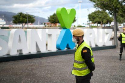 Los habitantes de Canarias no quieren ser el 'conejillo de Indias' del coronavirus
