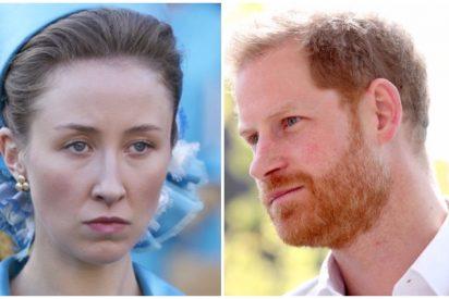 """""""Puede que Harry y Meghan tengan que volver a lo básico"""": el reproche de la Princesa Ana tras el 'Megxit'"""