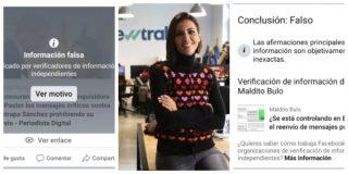 Los matones pagados por Sánchez para amordazar las redes: Newtral y Maldito Bulo censuran a Periodista Digital en Facebook
