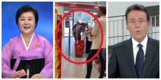 El Quilombo / Matías Prats dedica apenas 16 segundos de telediario la 'imagen' de Iglesias sin mascarilla en el supermercado