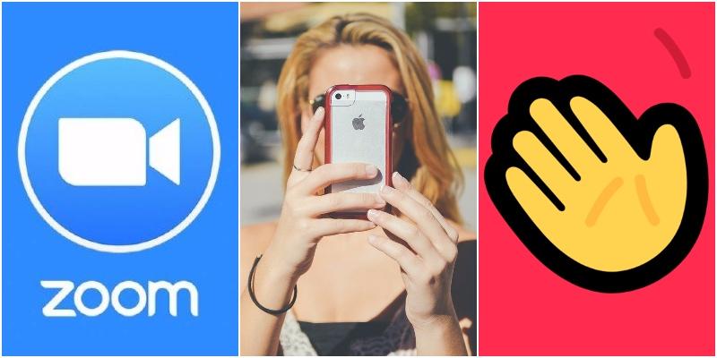 Houseparty y Zoom: ¿Son seguras las apps de videollamadas que se han puesto de moda durante el confinamiento?