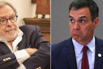 """Cebrián insiste desde El País en mostrarle el rumbo a la 'sanchista' Gallego-Díaz: """"Sánchez debería aprender las lecciones del pasado"""""""