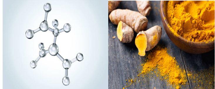 Suplementos de colágeno con cúrcuma