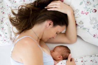 cuidar el pecho durante la lactancia