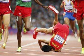 Los 20 momentos más divertidos en el deporte captados en cámara