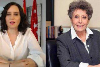 Isabel Díaz Ayuso vuelve a golpear por segunda vez a Rosa María Mateo por otra nueva manipulación de TVE contra la Sanidad madrileña