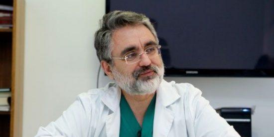 """Entrevista al médico Eduardo Raboso: """"El coronavirus ya estaba en España desde enero, avisamos lo que pasaba y el Gobierno no hizo nada"""""""