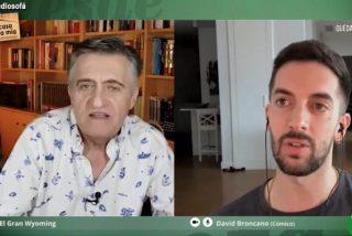 David Broncano se entrega a laSexta: desvela su confesión sexual más íntima