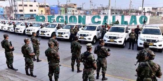 """Perú: De """"cuarentena"""" en el Callao"""