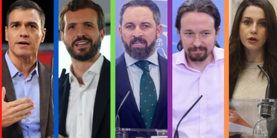 La crisis del coronavirus refuerza a Casado: Recorta su desventaja con Sánchez y deja retratado a Tezanos
