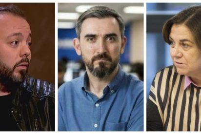 Lucía Méndez, Nacho Escolar, Antonio Maestre... el vasallaje mediático de Sánchez no firma contra el filtrado de las preguntas