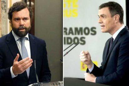 Espinosa de los Monteros carga contra Sánchez cuando se entera de que disparará la publicidad institucional para la 'Brunete Pedrete':