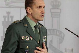 El general Santiago, el hijo de guardia civil con meteórica carrera hasta que tropezó con Marlaska y Sánchez