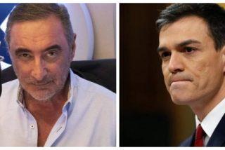 Carlos Herrera se harta de los bulos del Gobierno Sánchez: