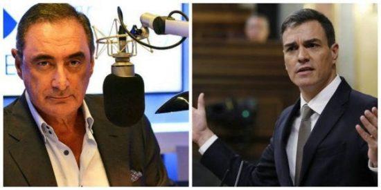Moncloa quiere 'cerrar' COPE tras una grave denuncia de Carlos Herrera sobre el plan de Pablo Iglesias