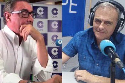 Herrera, arrinconado por sus propios oyentes: la audiencia muestra su hastío con el eterno blanqueo al Gobierno de Carmelo Encinas