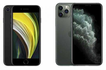 Este es el rendimiento del iPhone SE: con el mismo chip del iPhone 11 pro y por 600 euros menos
