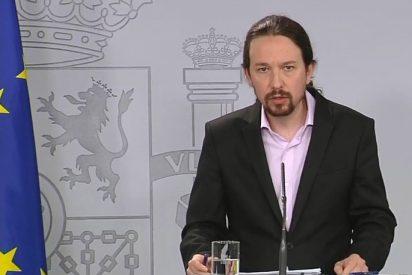 """""""¡Sigue apretando, Iglesias Turrión, sigue apretando!"""""""