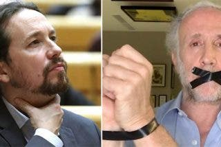 """Pablo Iglesias ya ejecuta la censura que quería: """"Que haya medios privados ataca a la libertad de expresión, son un arma"""""""