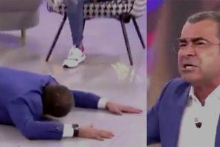 """Jorge Javier Vázquez pilla una rabieta descomunal por el caso Merlos: """"¡Este programa es de rojos y maricones!"""""""