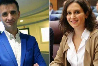 La SER mueve ficha para salvar a José Pablo López: presenta a Díaz Ayuso como una inhumana por poner control sobre la gestión de Telemadrid en pleno coronavirus