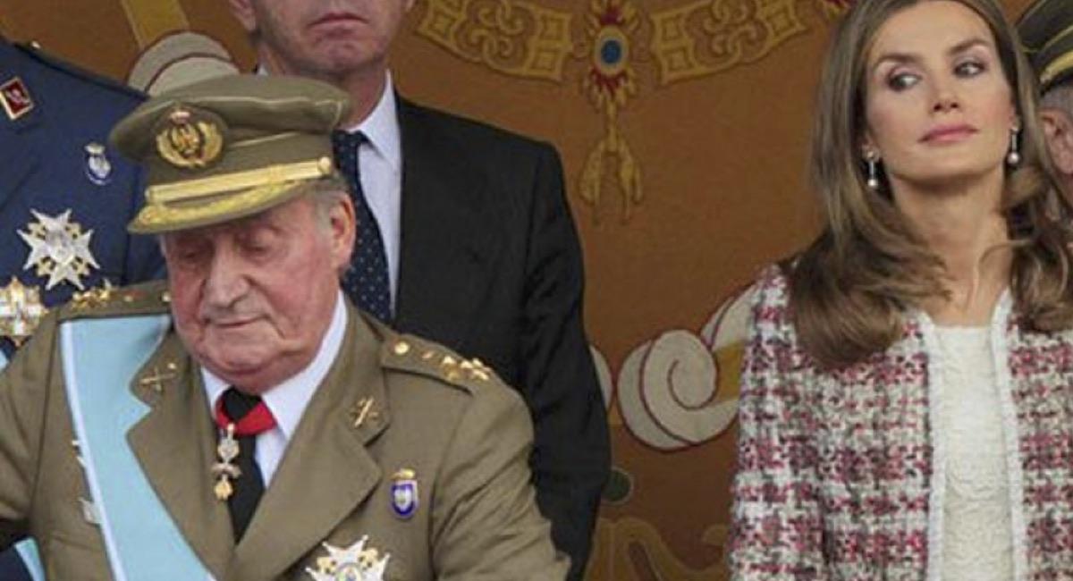 Arde Casa Real: una llamada indiscreta revela el secreto del paradero de Don Juan Carlos en cuarentena