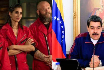 Nicolás Maduro quiere conocer al reparto de 'La Casa de Papel', mientras los venezolanos mueren de hambre y COVID-19