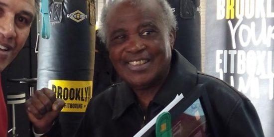 El mítico boxeador José Legrá, hospitalizado con COVID-19 a sus 77 años