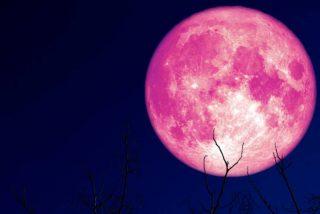 Superluna Rosa: La cuarentena disminuye contaminación y permitirá visión más clara en España