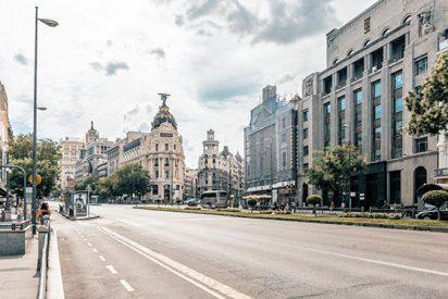 Madrid cierra el tráfico de 23 calles y abre los parques de distrito para espaciar las salidas